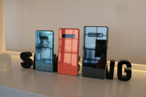 5 Fitur dan Teknologi Baru di Samsung Galaxy S10 dan S10 Plus