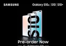 XL buka pre order samsung galaxy s10