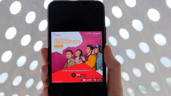 aplikasi MaxStream Telkomsel