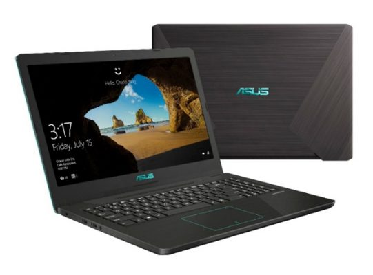 laptop terbaru ASUS VivoBook Pro F570