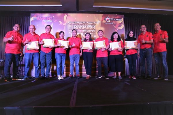 mBanking Telkomsel Award 2019
