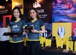 CORSAIR Perkenalkan Periferal Gaming Tebaru, Apa Saja