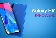 Hp Samsung Galaxy M10