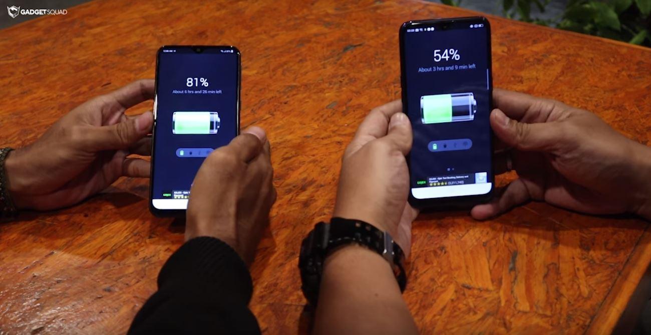 Realme 3 vs Samsung M20