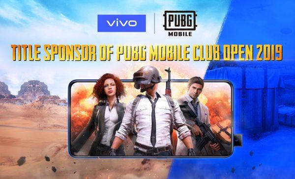 Smartphone Vivo Dipakai di Turnamen Game PUBG Tingkat Dunia