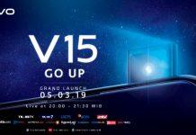 peluncuran Hp Vivo V15
