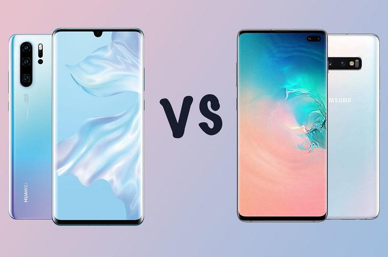 Huawei-P30-Pro-vs-Samsung-Galaxy-S10-Plus