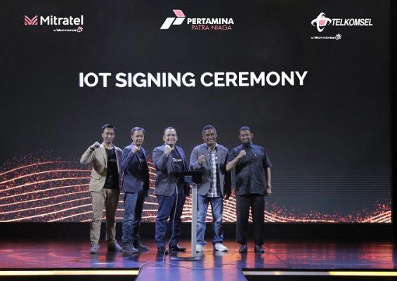 Telkomsel IoT