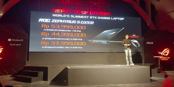 laptop gaming Asus ROG Zephyrus S GX531 (3)