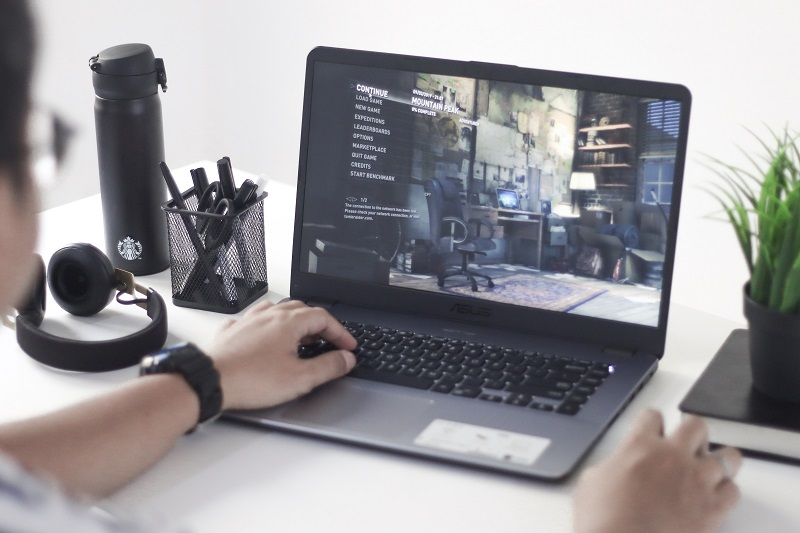 ASUS VivoBook X505ZA Laptop Murah, Cocok Untuk Para mahasiswa (6)