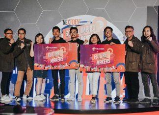 Dua Start-Up Telkomsel NextDev Academy Wakili Indonesia di Singtel Group Regional Future Makers 2019