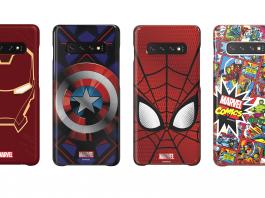 Galaxy S10 Marvel Case