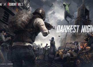 Game PUBG Mobile New Version Darkest Night