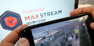 MAXstream CCTV Korlantas Mudik
