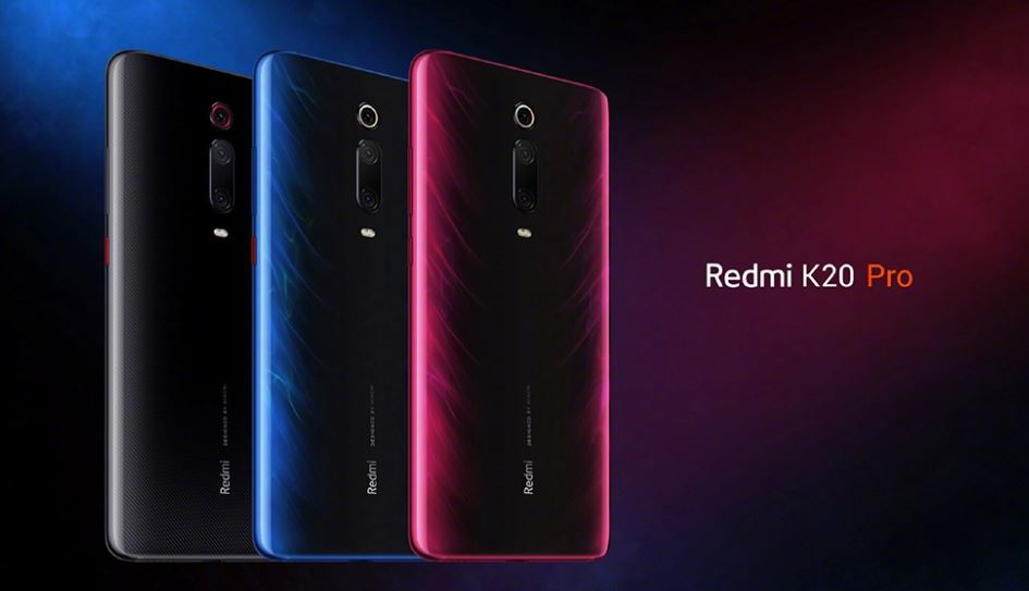 Redmi K20 dan K20 Pro