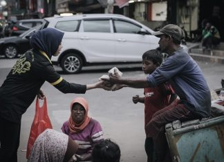 Sambut Ramadan, Aplikasi 'Helps Apps' Permudah Buat Yang Mau Donasi Paket Nasi (2)