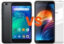 advan i6c vs redmi go
