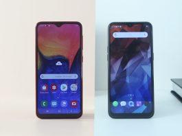 Samsung Galaxy A10 vs Realme C2