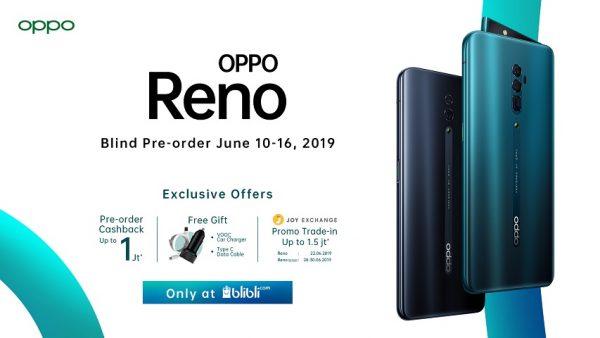 Hp OPPO Reno Blind Sale