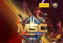 realme as MSC sponsor
