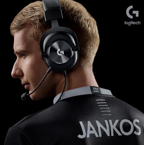 Headset Gaming Logitech G PRO X, Cocok Untuk Gamer Esport (2)