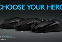 Hero mouse