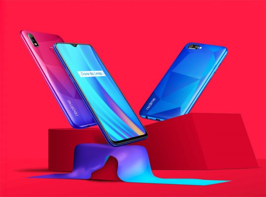 Hp Realme Lazada Mid Year Promotion 2