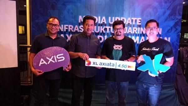 Jaringan XL di Kalimantan