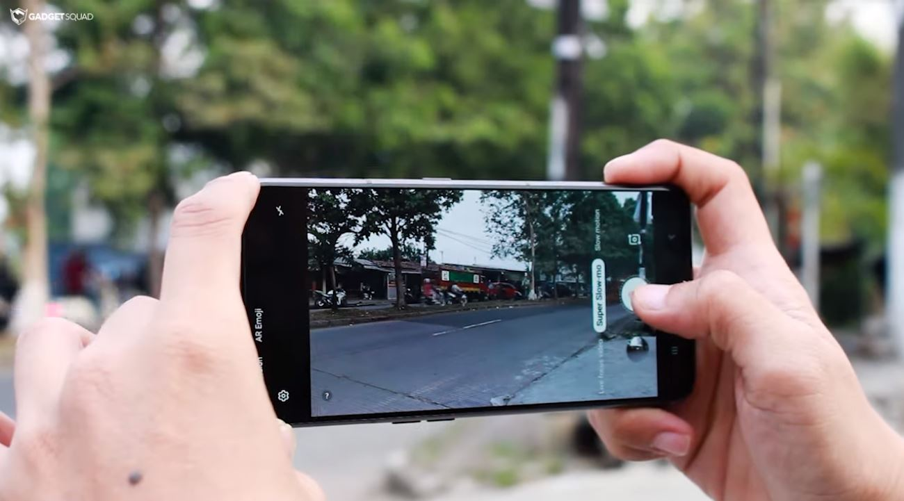 Review Samsung Galaxy A80 1