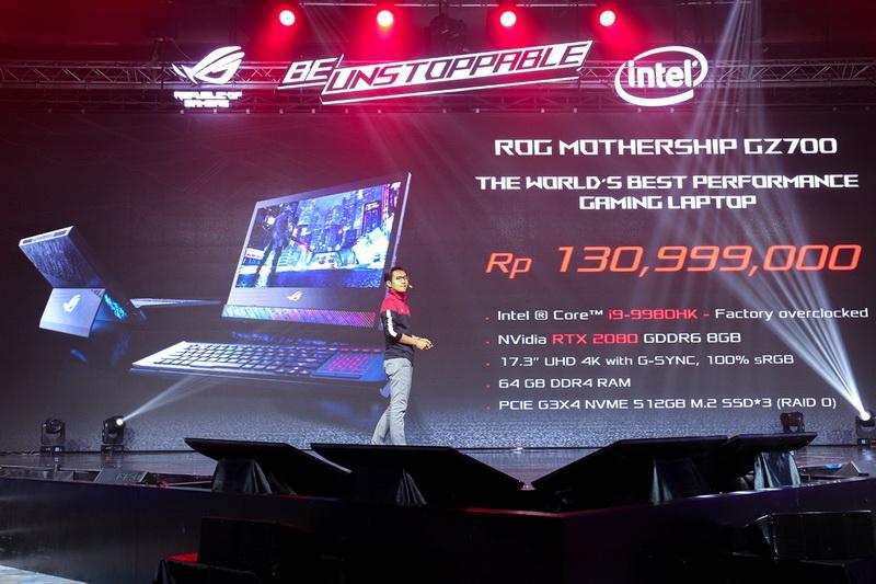 Laptop Gaming ASUS ROG Terbaru Meluncur, Berapa Harganya (3)