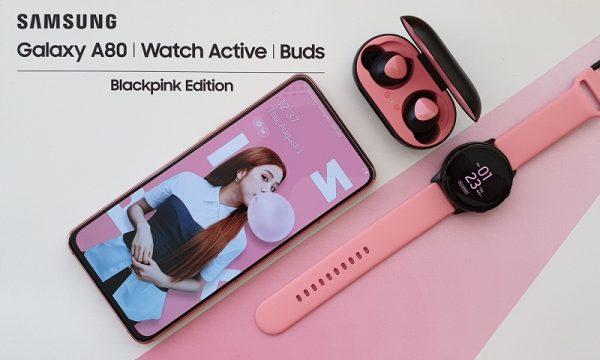 Samsung Galaxy A80 Edisi Spesial Blackpink - Jisoo