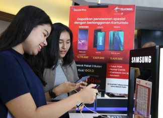 Smartphone Bundling Telkomsel, Dapat Cashback dan Kuota (2)