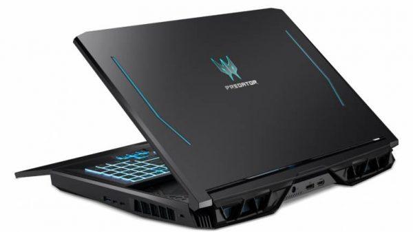 laptop acer predator helios 700