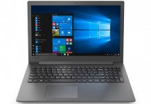 laptop lenovo ideapad 130