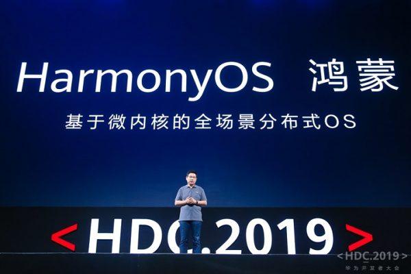 Huawei Luncurkan Sistem Operasi Terdistribusi Terbaru HarmonyOS
