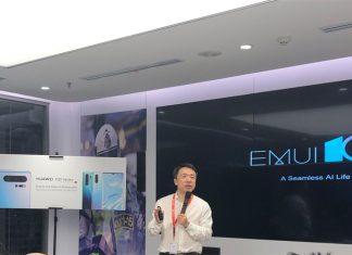 Huawei OS HarmonyOS 3
