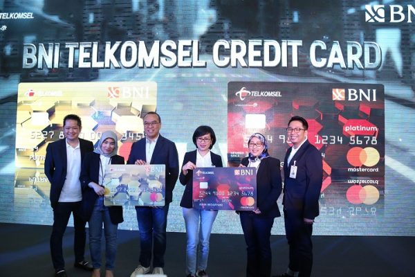 Kartu Kredit BNI Telkomsel