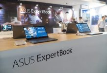 Laptop ASUS ExpertBook