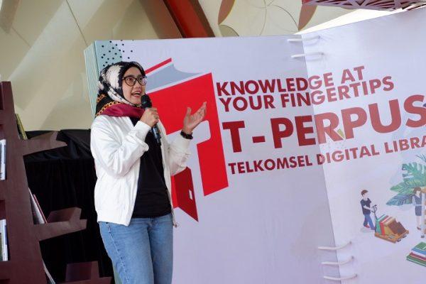 Telkomsel T-PERPUS