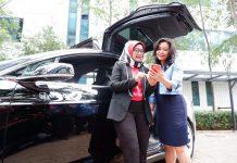 Telkomsel dan BlueBird Hadirkan Taksi Pintar Berbasis Internet