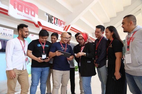telkomsel dukung 1.000 Startup Digital-1