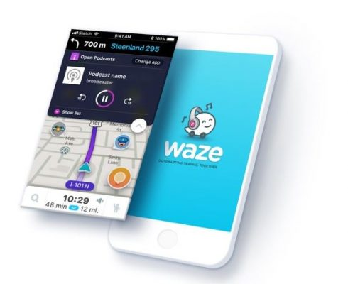 waze youtube