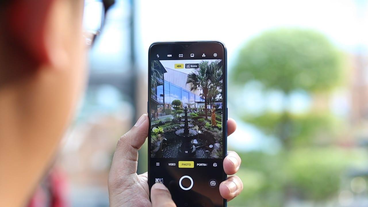 Ini Hasil Foto Monokromatik Kamera Oppo A9 2020 Gadgetsquad Id