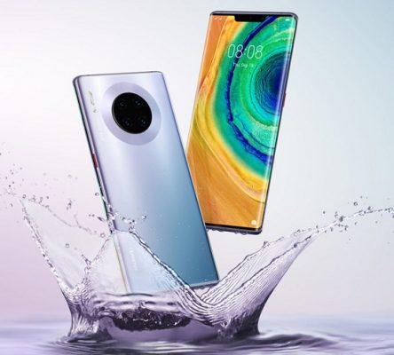 Huawei Mate 30 dan Mate 30 Pro