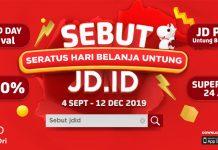 JD.ID - Siap-Siap Sambut SEBUT