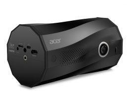 Proyektor LED Acer C250i (2)