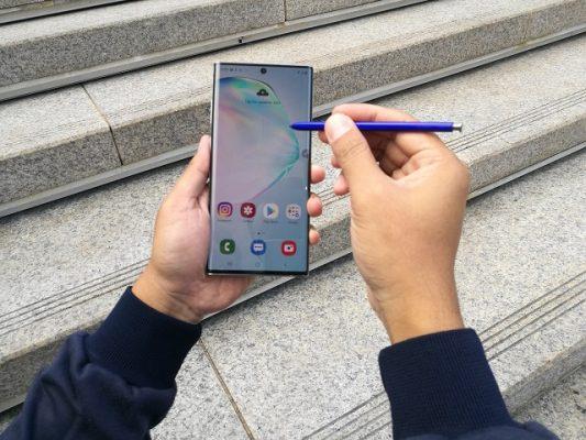 S Pen Samsung Galaxy Note 10 (1)