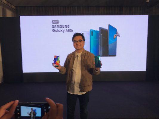 Samsung Galaxy A50s Hadir dengan Fitur Baru, Apa Saja (2)