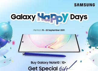 Samsung Galaxy Happy Days