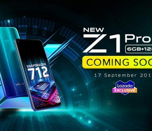 Vivo Z1 Pro 6 GB